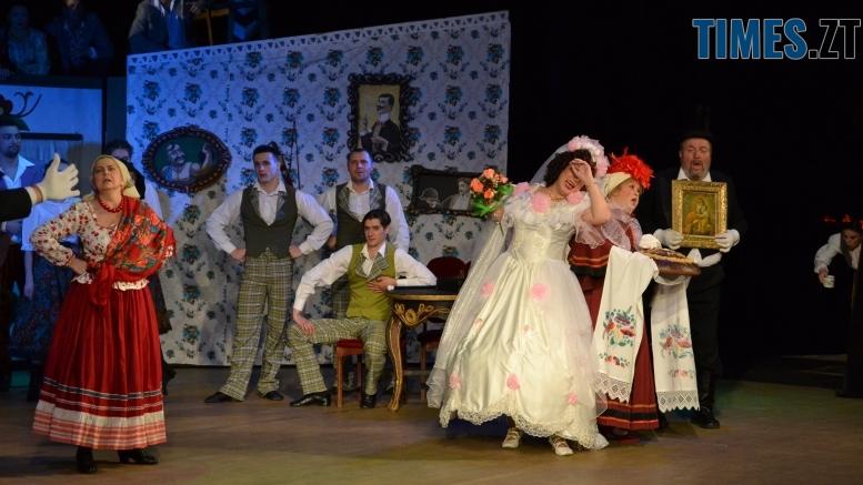 DSC 0739 - «За двома зайцями»: 20 років на сцені Житомирського драмтеатру