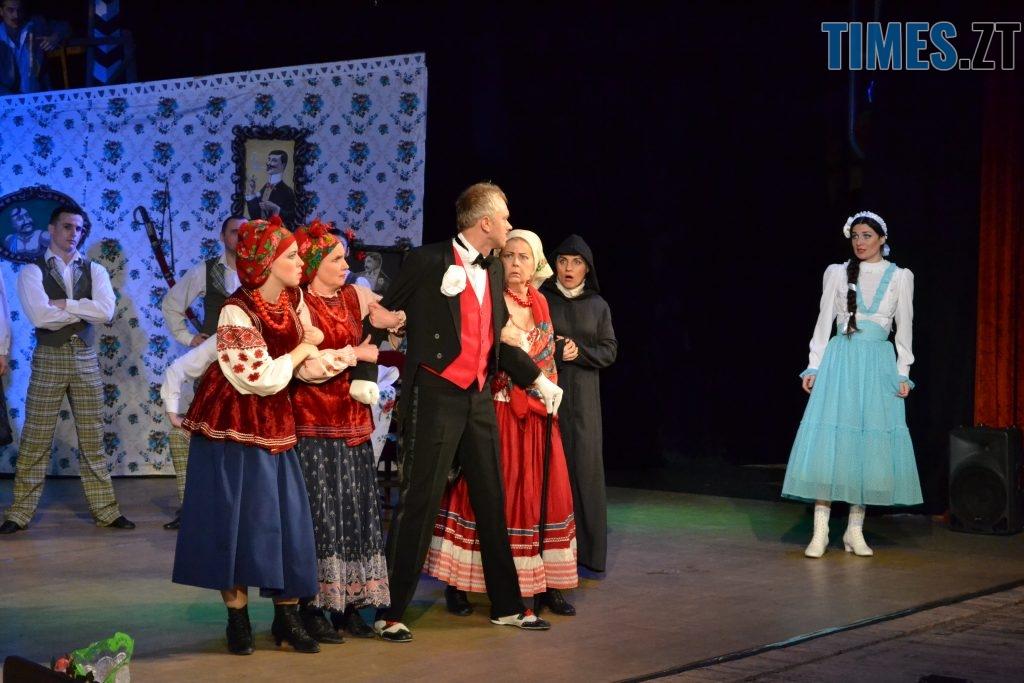 DSC 0758 1024x683 - «За двома зайцями»: 20 років на сцені Житомирського драмтеатру