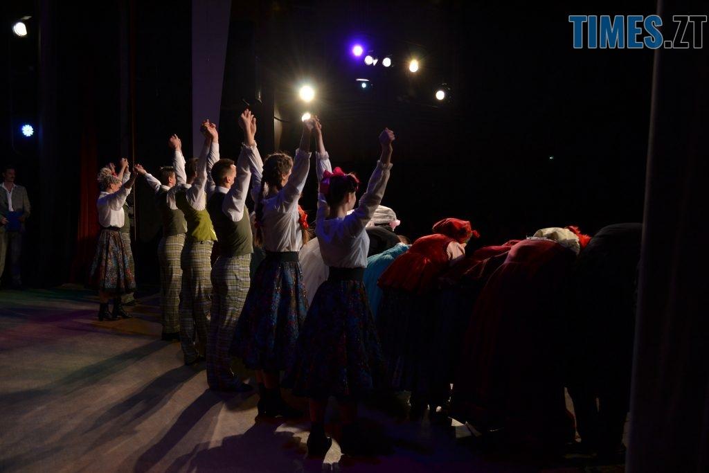 DSC 0845 1024x683 - «За двома зайцями»: 20 років на сцені Житомирського драмтеатру