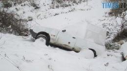 IMG 1829 260x146 - На Житомирщині рятувальники витягли з кювету авто, яке потрапило туди через ожеледицю