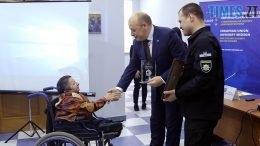 IMG 7305 1 260x146 - Житомирянка з інвалідністю стала однією з кращих водіїв України