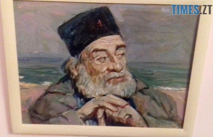 afon 1812 2 - У Житомирі відкрили виставку картин, написаних на Афоні