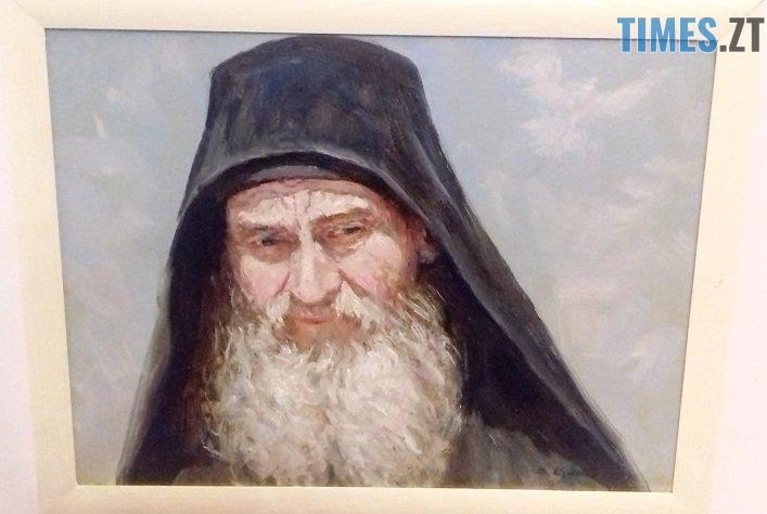 afon 1812 3 - У Житомирі відкрили виставку картин, написаних на Афоні