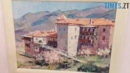 afon 1812 4 260x146 - У Житомирі відкрили виставку картин, написаних на Афоні