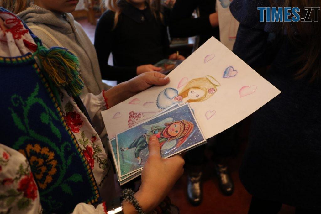 img1545229691 1024x683 - Янголи з великим серцем: діти привітали військових з Днем святого Миколая