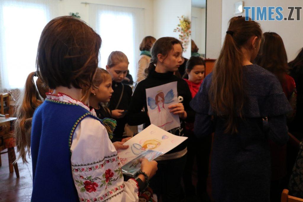 img1545229715 2 1024x683 - Янголи з великим серцем: діти привітали військових з Днем святого Миколая