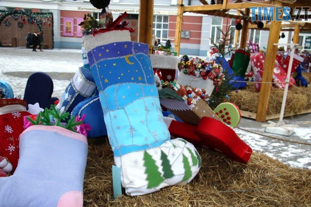 img1545304590 0 1024x683 - У Житомирі вперше проведуть фестиваль «Різдвяна панчоха»: як це буде