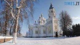 sobor 2 260x146 - На Житомирщині поліція та СБУ обшукують єпархії московського патріархату