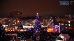 yalynka zhytomyr 10 1 260x146 - Як виглядають новорічні ялинки у різних районах Житомирської області