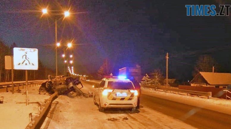 болярка2 - У Житомирському районі в аварії загинула жителька Дніпра