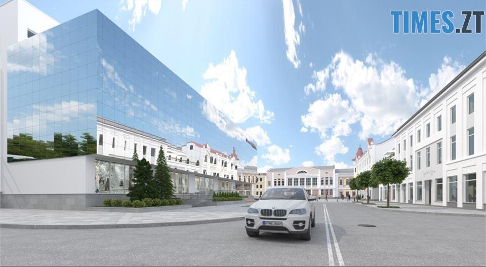 3 - Оновлений «Смоленськ» у Житомирі: яким він може бути після реконструкції (ФОТО)