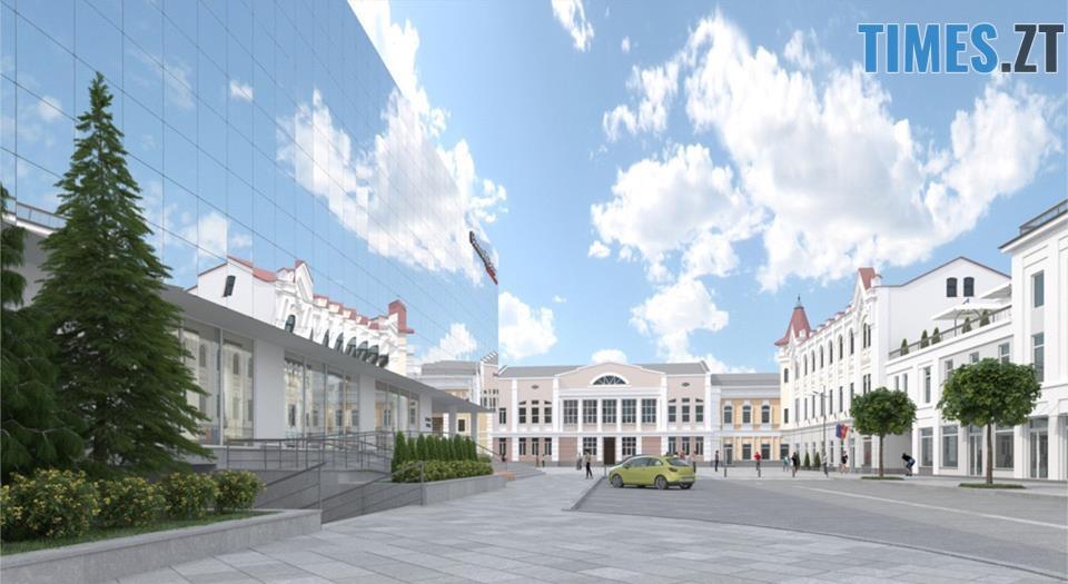 4 - Оновлений «Смоленськ» у Житомирі: яким він може бути після реконструкції (ФОТО)