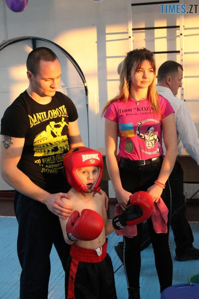 15 683x1024 - У відкритому чемпіонаті Житомирської області з кікбоксингу WAKO «Третя Україна» позмагалися 140 бійців