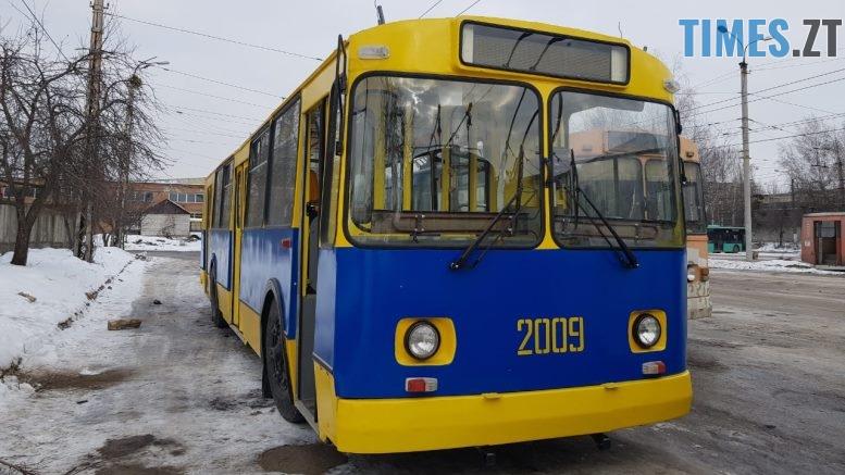 1548228278 img 0368287bd007f78bb43c2e930c0770fe v - Синьо-жовтий тролейбус відсьогодні їздитиме вулицями Житомира