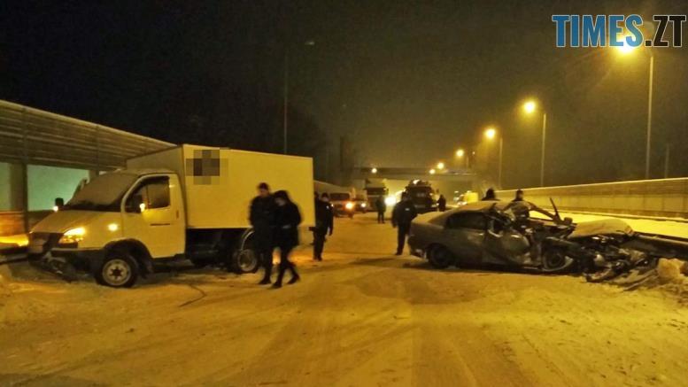 1Brusyliv - У аварії в Брусилівському районі загинув чоловік, ще трьох госпіталізували з травмами