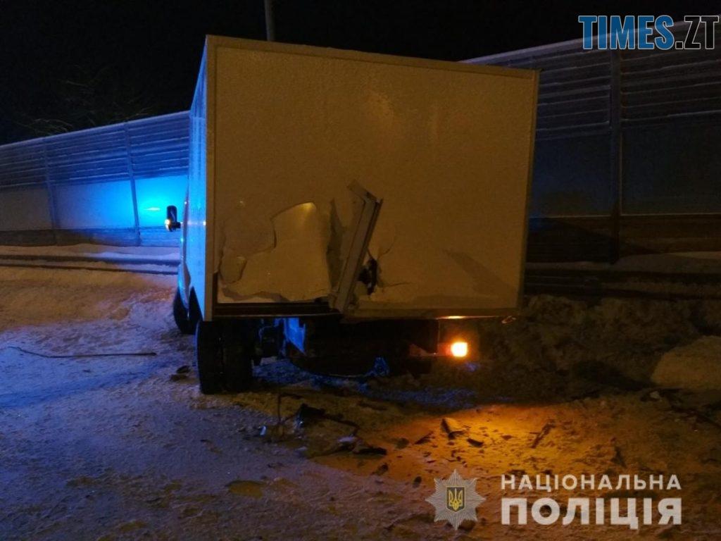 3Brusyliv 1024x768 - У аварії в Брусилівському районі загинув чоловік, ще трьох госпіталізували з травмами