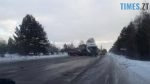 50276730 2880190291994817 8521775226244038656 n 150x84 - У Коростенському районі зіткнулися вантажівка та позашляховик: одного з водіїв госпіталізували