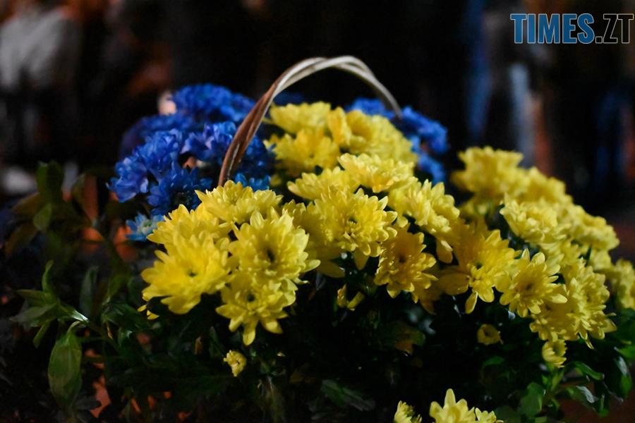 DSC 0014 - Житомиряни відсвяткували День народження Степана Бандери