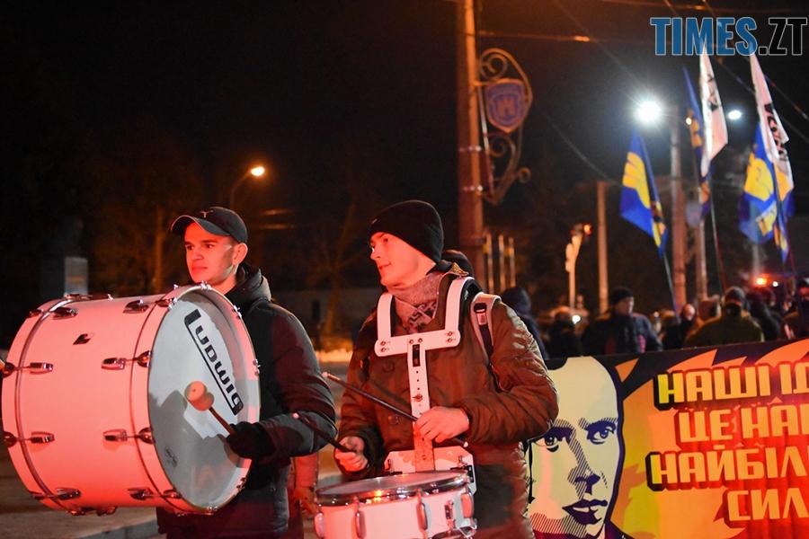 DSC 0055 - Житомиряни відсвяткували День народження Степана Бандери