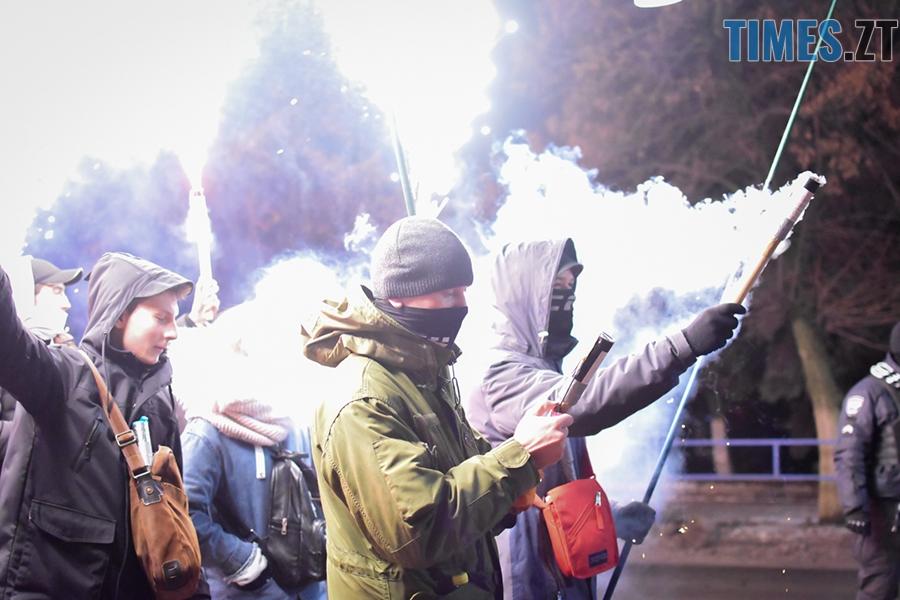 DSC 0076 - Житомиряни відсвяткували День народження Степана Бандери