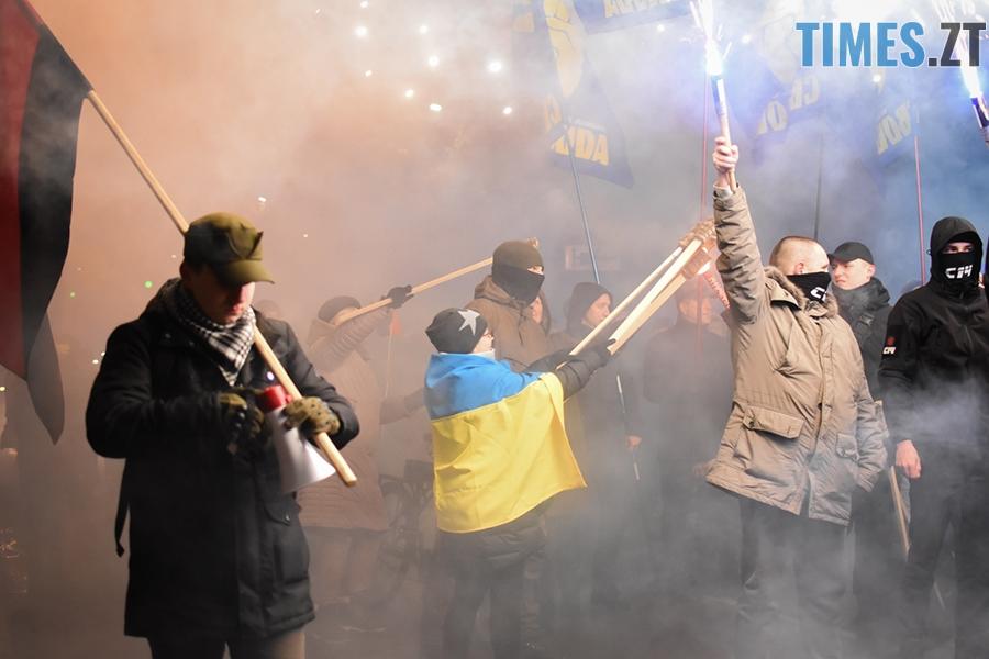 DSC 0091 - Житомиряни відсвяткували День народження Степана Бандери