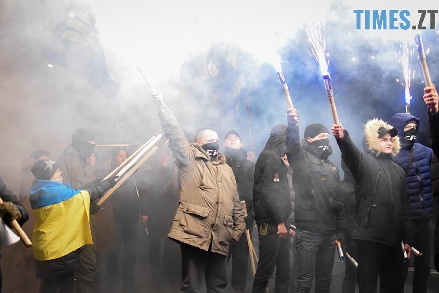 DSC 0092 - Житомиряни відсвяткували День народження Степана Бандери