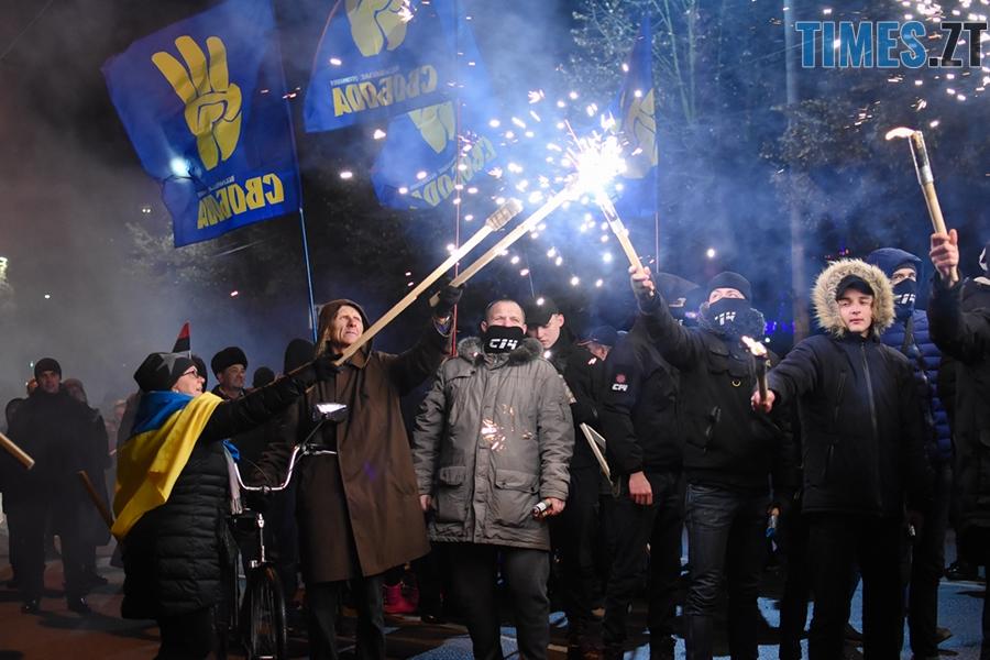 DSC 0120 - Житомиряни відсвяткували День народження Степана Бандери
