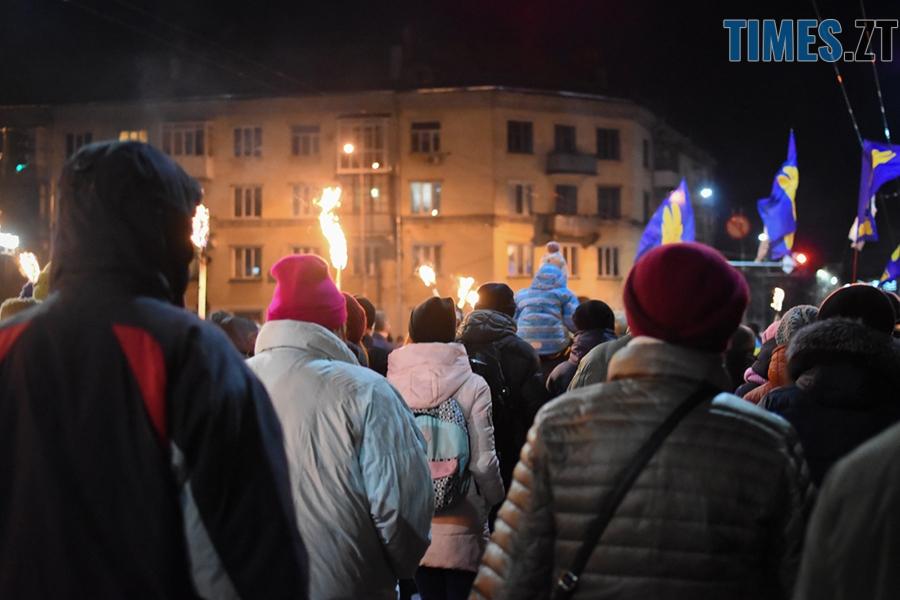 DSC 0162 - Житомиряни відсвяткували День народження Степана Бандери