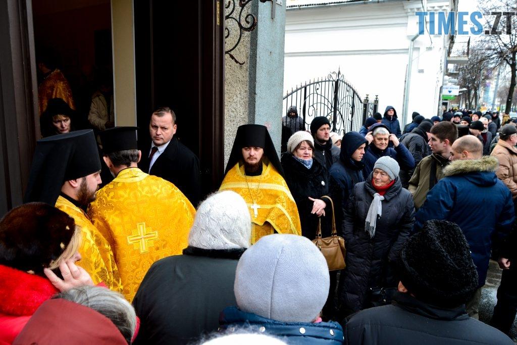 DSC 0958 1024x683 - Президент України Порошенко разом із Філаретом привезли Томос у Житомир