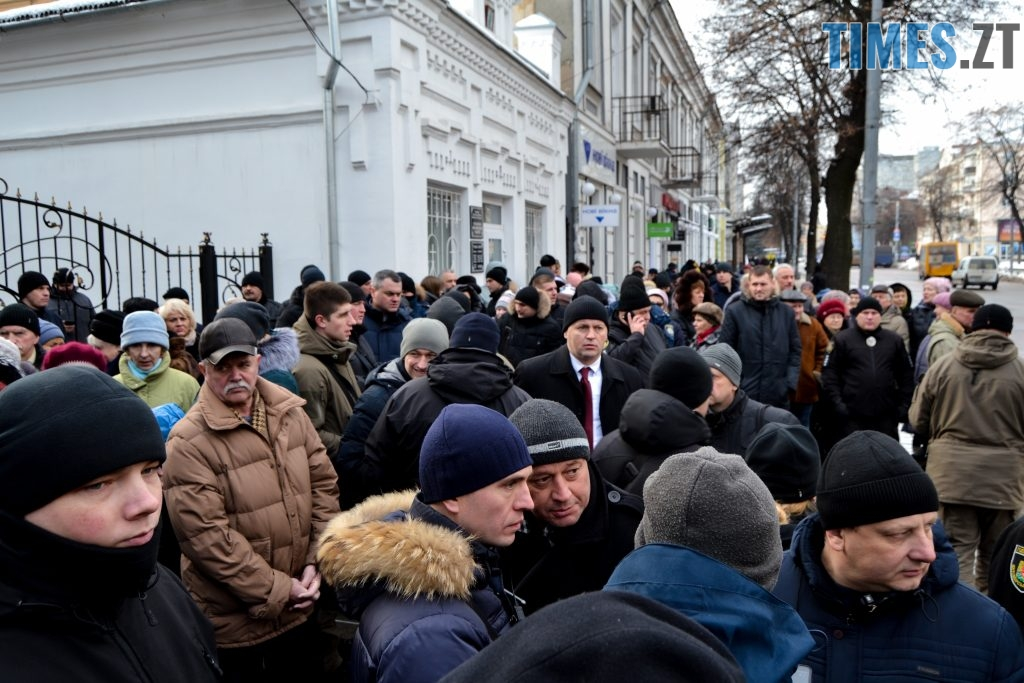 DSC 0965 1024x683 - Президент України Порошенко разом із Філаретом привезли Томос у Житомир