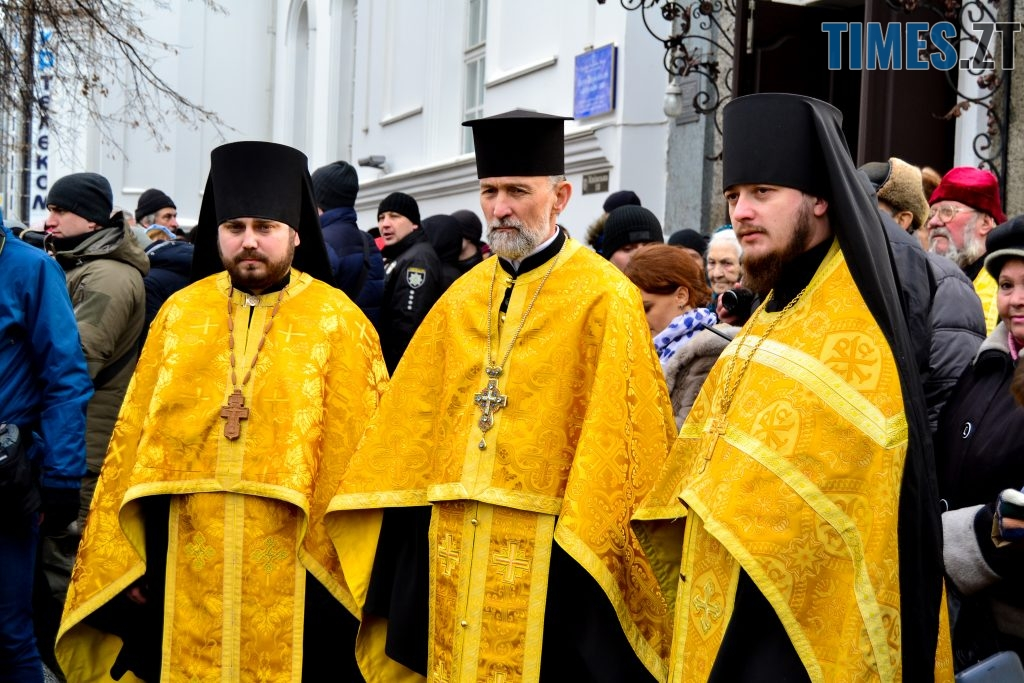 DSC 0970 1024x683 - Президент України Порошенко разом із Філаретом привезли Томос у Житомир