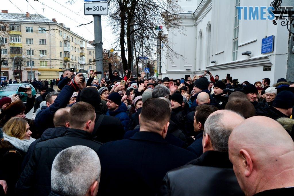 DSC 0994 1024x683 - Президент України Порошенко разом із Філаретом привезли Томос у Житомир