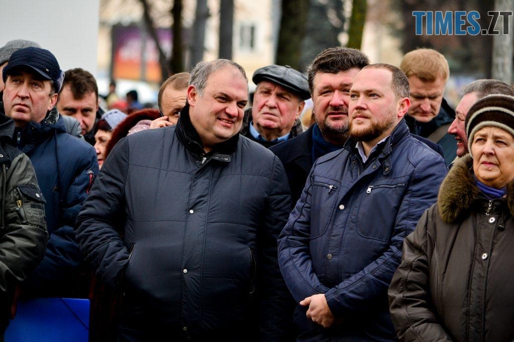 DSC 1011 1 1024x683 - Президент України Порошенко разом із Філаретом привезли Томос у Житомир