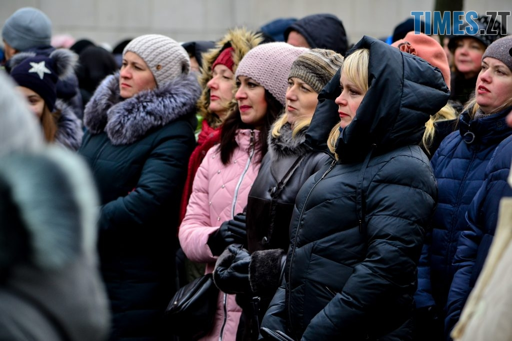 DSC 1022 1024x683 - Президент України Порошенко разом із Філаретом привезли Томос у Житомир