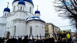 DSC 1023 260x146 - Президент України Порошенко разом із Філаретом привезли Томос у Житомир
