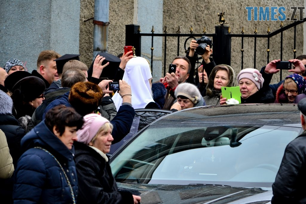 DSC 1024 1 1024x683 - Президент України Порошенко разом із Філаретом привезли Томос у Житомир