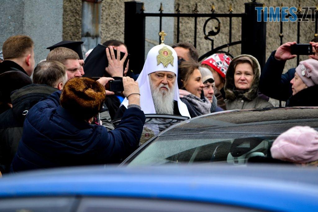DSC 1025 1024x683 - Президент України Порошенко разом із Філаретом привезли Томос у Житомир