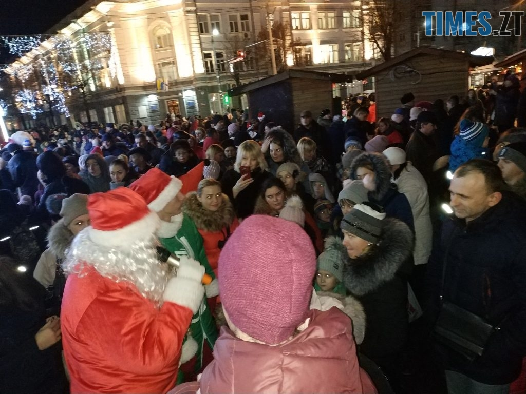 IMG 20190102 172432 1024x768 - Різдвяна вантажівка Coca-Cola прибула в Житомир