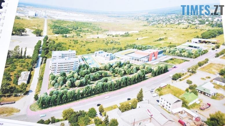 dsc 0093 - У Коростені побудують спорткомплекс за 50 мільйонів гривень