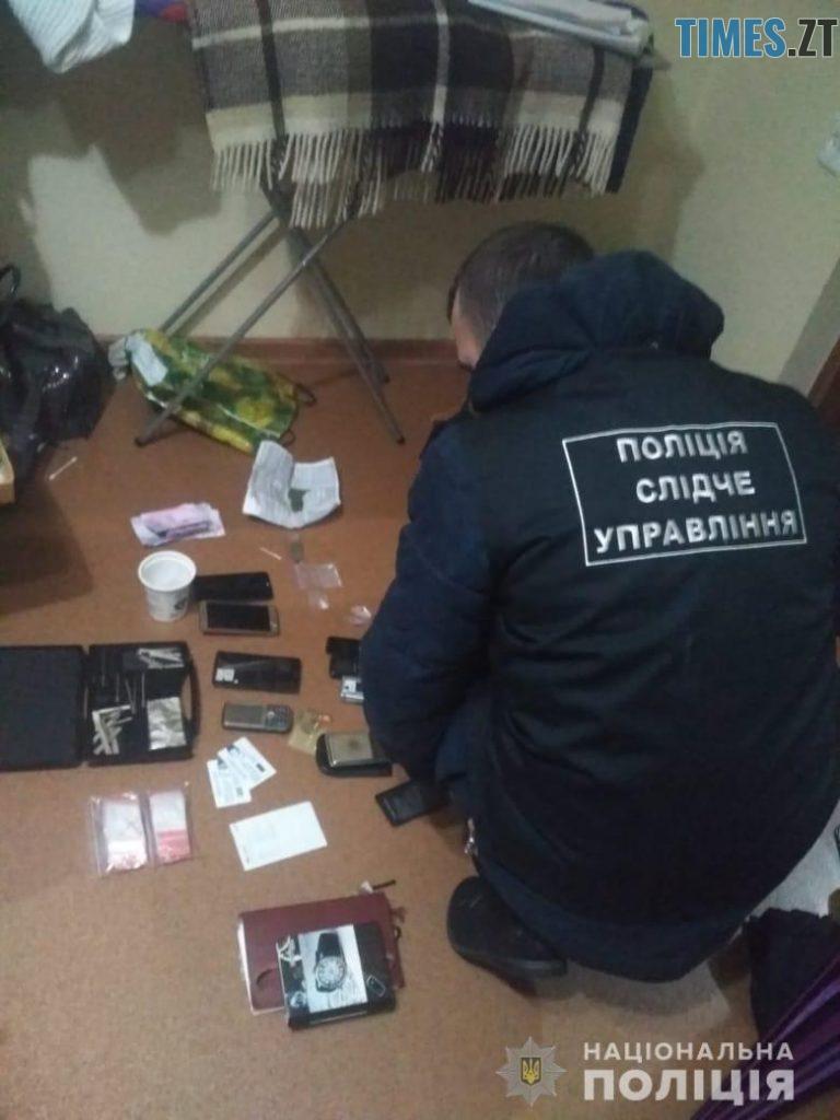 index4 768x1024 - У Житомирі затримали банду, в якої вилучили наркотики, зброю, 13 тисяч доларів та 6,5 тисяч євро