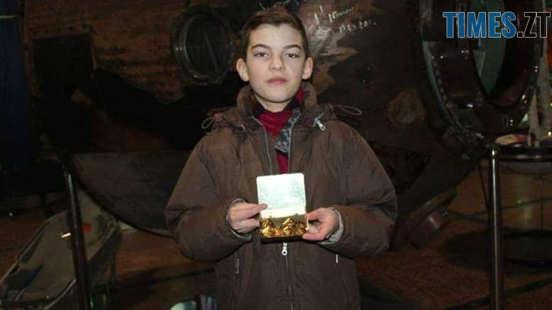 51644447 1680356398731413 2109308999420608512 n - Дев'ятикласник з Житомира подарував власну колекцію значків Музею космонавтики