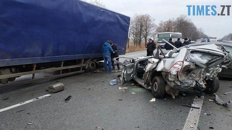 51823967 1217920115027379 6425873362374885376 n - Подвійна ДТП на Житомирщині: три пошкоджені автівки та потерпілий у реанімації