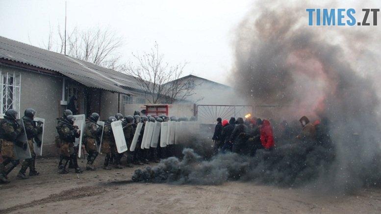 52698836 1097524643787853 1021963875827843072 o - Поліція, Нацгвардія, рятувальники та прикордонники провели у Житомирі маштабні спільні навчання