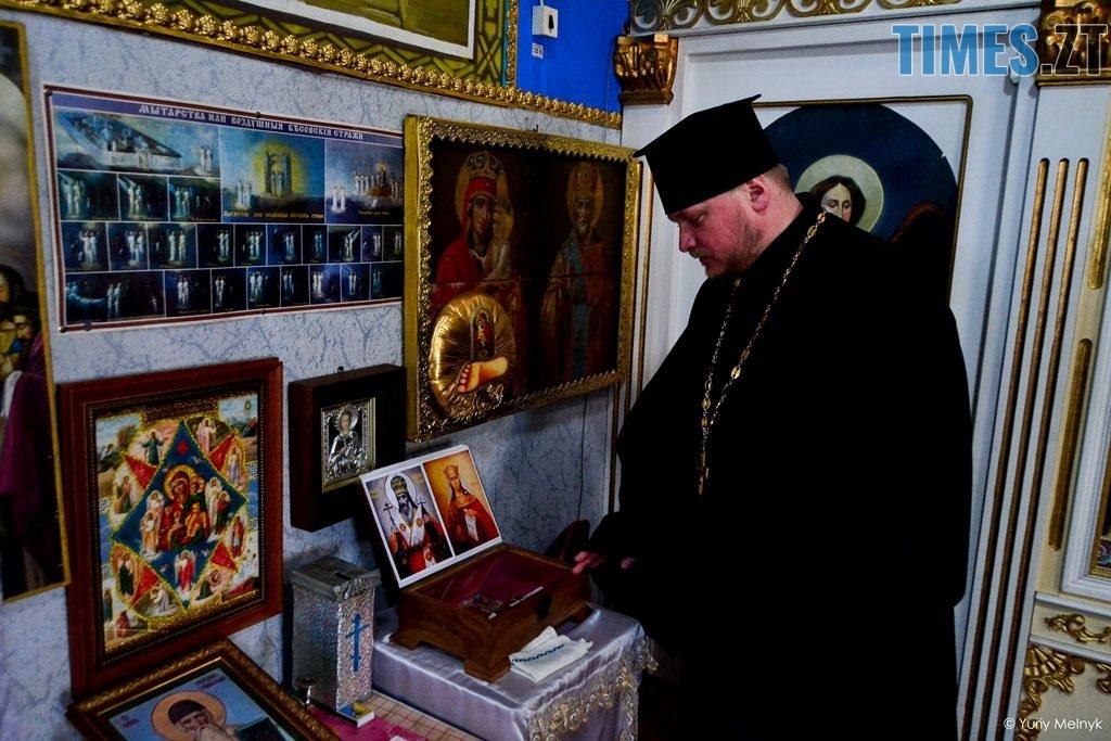 DSC 0641 1024x683 - Сепаратистів в українській церкві не буде: що думають про ПЦУ бердичівські священники