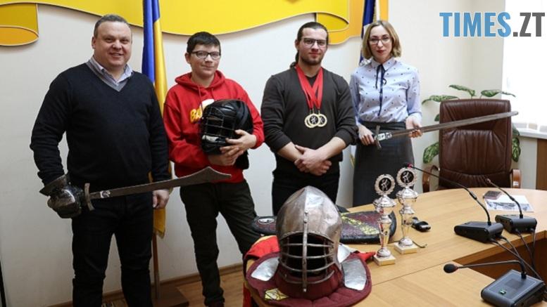 img1550829501 8 - Житомирський боєць привіз з німецького фестивалю чотири золоті медалі