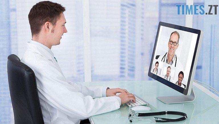 online programs440x357 1 770x437 - На Житомирщині фахівці трьох провідних медичних закладів області консультують он-лайн колег у районах