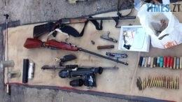 zbrojia Rad 5 260x146 - Міні-арсенал зброї та наркотичні речовини вилучили з приватної оселі правоохоронці на Житомирщині