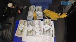 1125 260x146 - На Житомирщині митники завадили незаконному перевезенню валюти