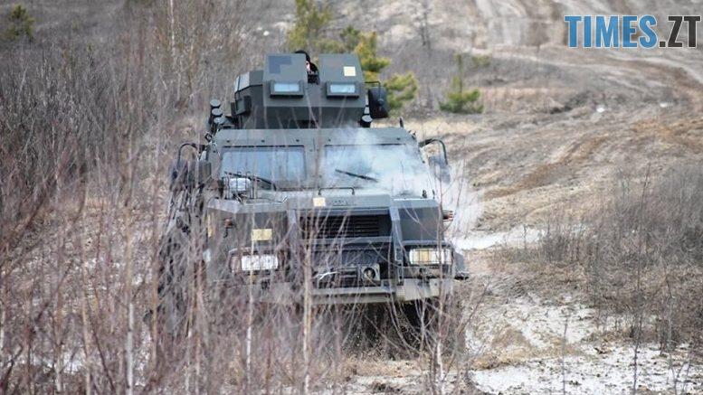 53530340 574634533018492 1091695775139758080 n 777x437 - На Житомирщині провели випробування бронеавтомобіля «Козак 2»
