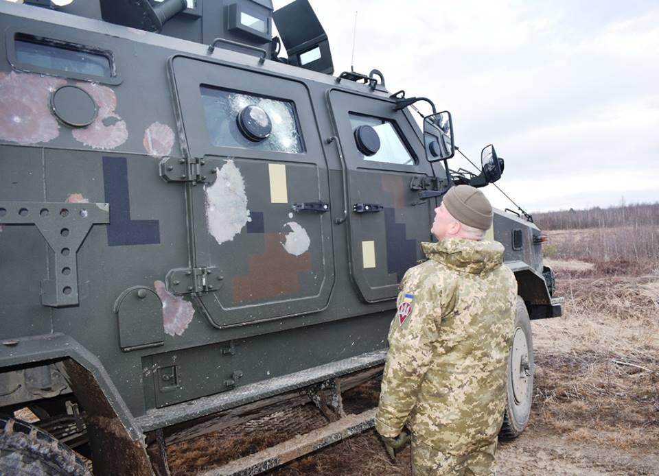 53877628 574634766351802 2672674155920359424 n - На Житомирщині провели випробування бронеавтомобіля «Козак 2»